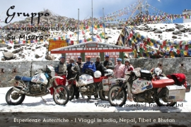 Foto India, Kardung La Pass, Leh-Valle di Nubra, Ladakh