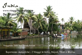 Viaggi in Sud-India