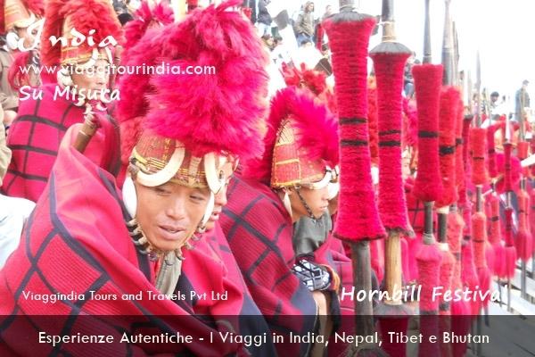 HORNBILL FESTIVAL (Nagaland e Kaziranga): Viaggi in India – Viaggio Hornbill Festival, Nagaland e Kaziranga 2012