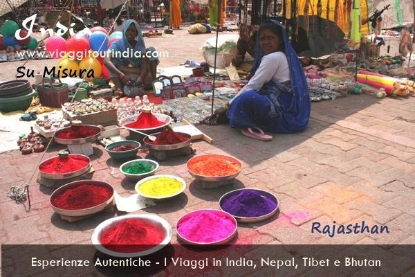 Viaggio in Rajasthan - 14 Giorni Tour classico delle città colorate e  ViaggiIndia Tour