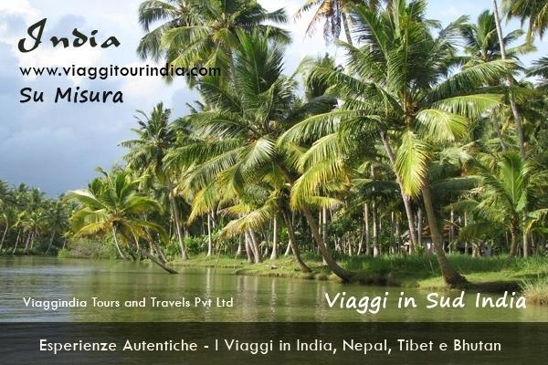 Viaggio in Kerala - 09 Giorni Tour del Sud India e Kerala