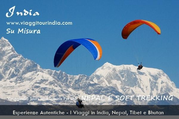 NEPAL E SOFT TREKKING 8GG Viaggi d'avventure in India