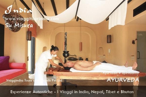 Viaggio In India, Viaggio in Nord India, Viaggio in Sud India - PACKAGES e TRATTAMENTI AYURVEDICI ayurveda