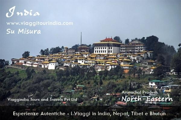 Il Viaggio in Arunachal Pradesh - 16 Giorni viaggio a KOLKATA, GUWAHATI, BOMDILA, TAWANG, DIRANG, NAMERI, ITANAGAR, ZIRO, DAPORIJO, ALONG, DIBRUGARH