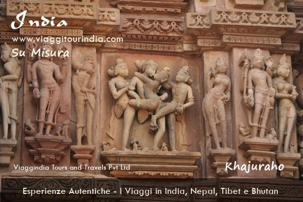 India Centrale con Triangolo D'oro - 21 Giorni viaggio a MUMBAI, AURANGABAD, INDORE, MANDU, UJJAIN, BHOPAL, SANCHI, BHIMBETKA, JABALPUR, KANHA, BANDHAVGARH, KHAJURAHO, ORCHA, GWALIOR, AGRA, FATEHPUR SIKRI, JAIPUR, DELHI