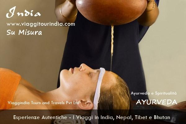 Ayurveda e Massaggi Ayurvedici
