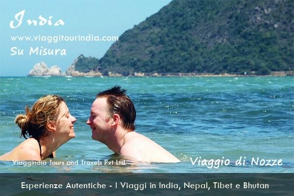 Viaggio di Nozze a Goa