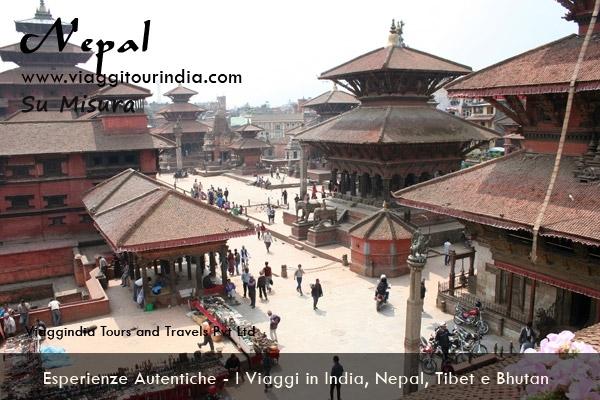 Il Viaggio in India e Nepal - 10 Giorni Tour Delhi, Rajasthan, Varanasi, Kathmandu