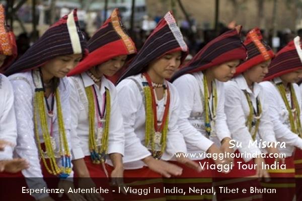 Viaggi in India: tour Tirap e il Chalo Loku Festival Viaggio nell'India nord