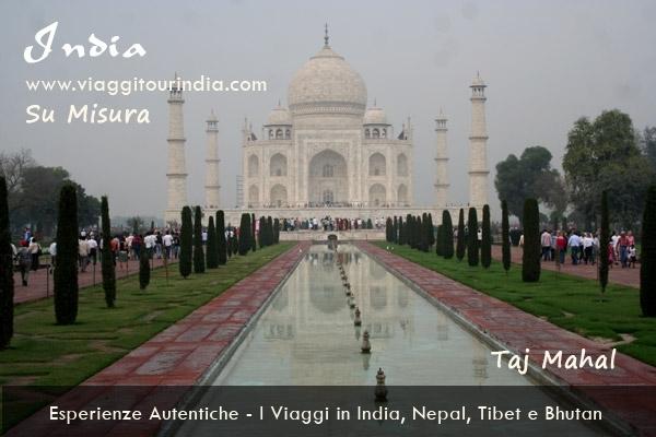 Il Viaggio in India e Bhutan - 10 Giorni DELHI – PARO – THIMPU – PARO – DELHI – AGRA – JAIPUR – SAMODE – DELHI