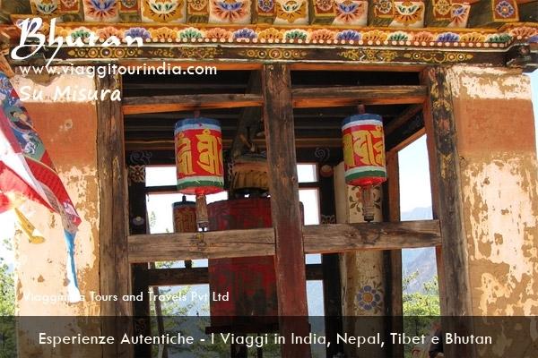 Il Viaggio in India e Bhutan - 09 Giorni DELHI - PARO - THIMPU - PARO - DELHI - SAMODE - JAIPUR - AGRA - DELHI