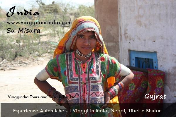 Viaggio in Gujarat,Viaggi in Gujarat - Il Viaggio nel Gujrat Tribale, Artigianato e Parchi naturali - 12 Giorni Viaggio a AHMEDABAD - BALARAM - POSINA - PATAN - MODHERA - DASADA - BHUJ - BANNI - AHMEDABAD - MUMBAI