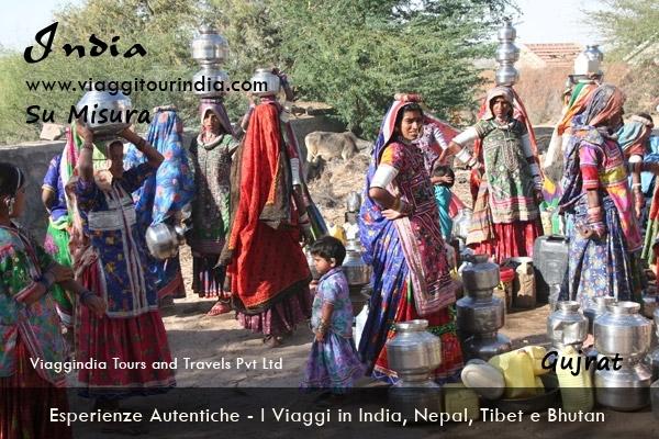 Vacanze Gujarat - Viaggi Gujarat - Il Viaggio in Gujrat per Natura, Mare e Avventura - 12 Giorni Viaggio a MUMBAI - AHMEDABAD - NALSAROVAR - DASADA - GONDAL - SASAN GIR - DIU - MUMBAI