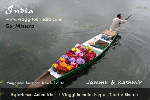 Viaggio in Kasmir - 11 giorni Viaggio in Nord India DELHI - SAMODE - JAIPUR - AGRA - SRINAGAR - GULMARG - SONAMARG
